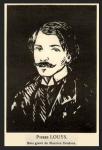 Portrait de Pierre Louys