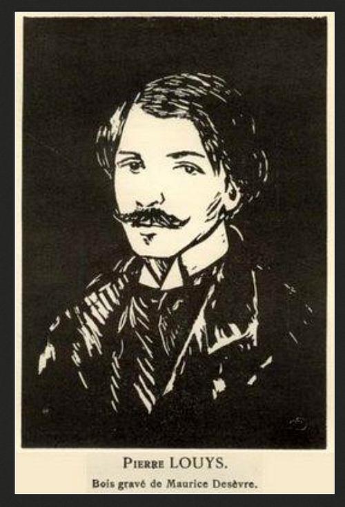 Portrait de Pierre Louÿs