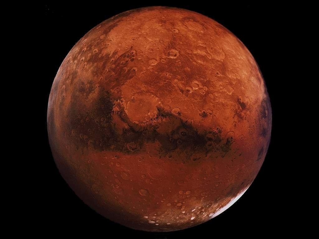 La planète Mars