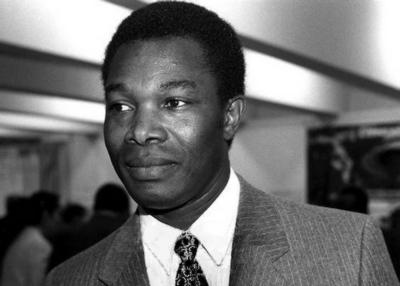 Yves-Emmanuel Dogbé - 1985