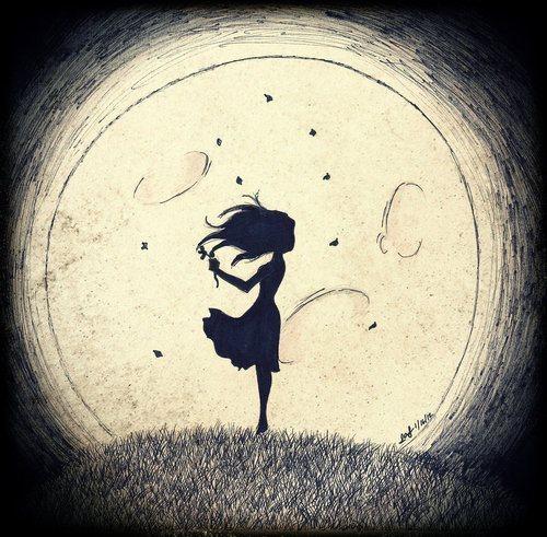 A giorni alterni sono io la luna