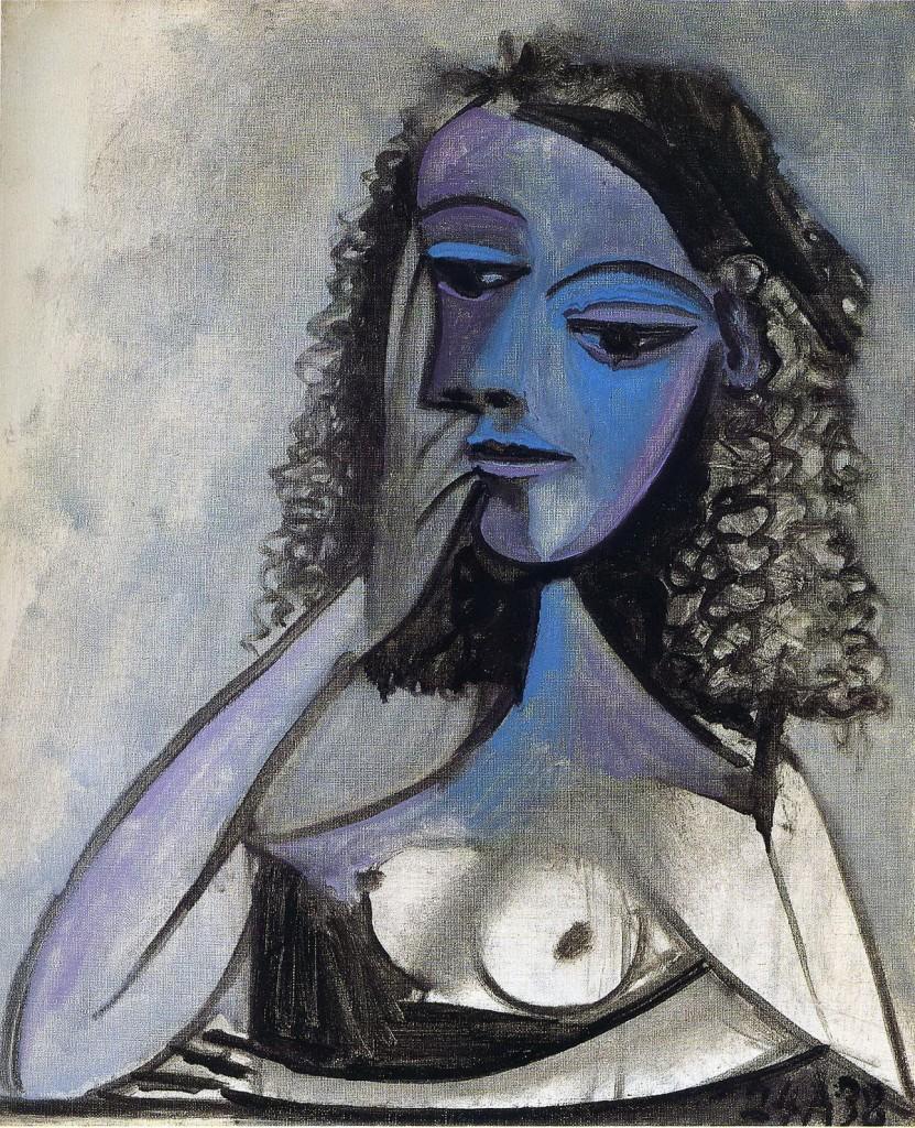 Nusch Eluard - Picasso