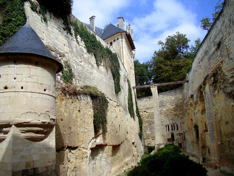 Château de Brézé - Duplessis de Richelieu