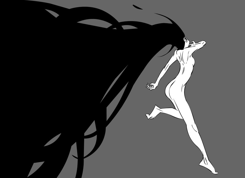 Ze chevelure - par Benoît Gréant - cheveux