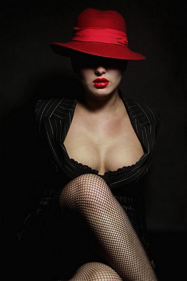 L'amour sans trêve - Femme fatale