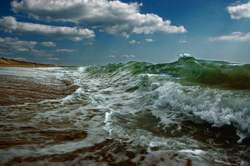 Les essoreuses - vagues