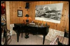 Bar le Mont-Blanc à Cordon (74)