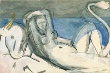 Enlevement d'Europe - Matisse