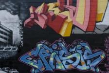 Crise - Graffiti