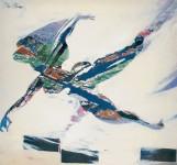 La nageuse euphorique - Mig Quinet