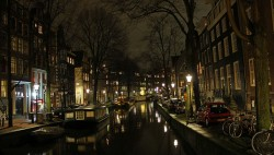 port d'Amsterdam