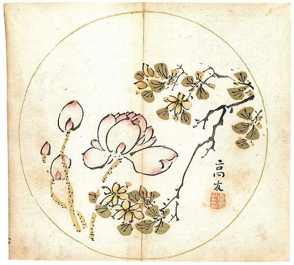 Fleurs de lotus et gardenias