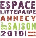 Espace litteraire Annecy - Saison 20