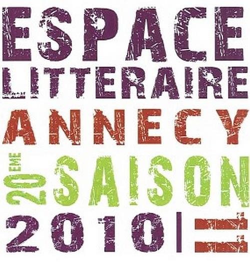 Espace litteraire - Annecy saison 20