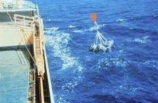 Evacuation des dechets radioactifs dans l'Océan