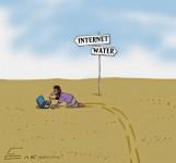 shooté à l'Internet