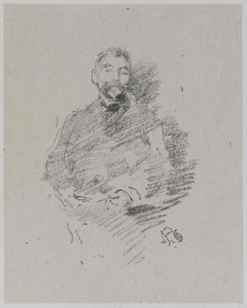Mallarmé par James Whistler