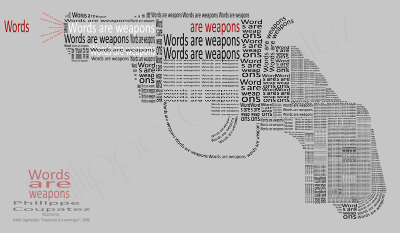 Des armes
