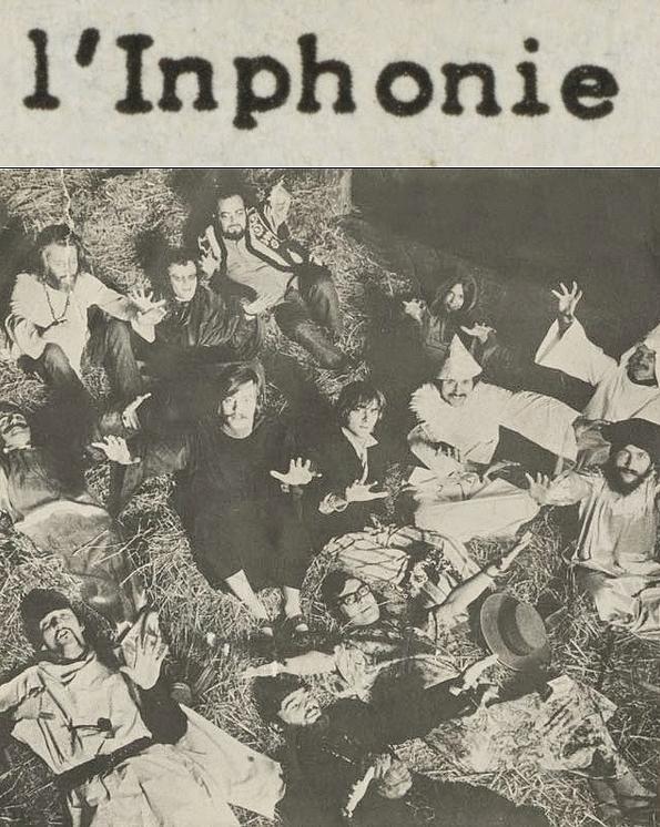 Souffle - L'infonie - Raoul Duguay