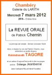 La Revue orale du 7 mars 2012