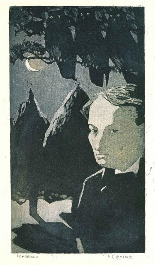 Les hiboux - Charles Baudelaire