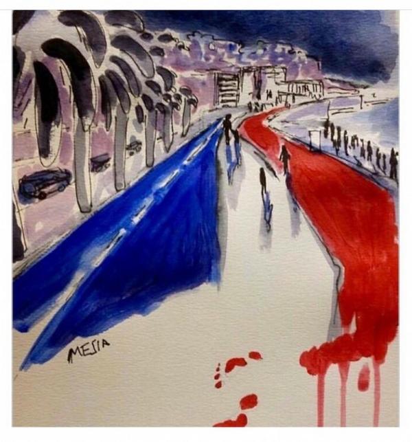 Attentat de Nice - 14 juillet 2016