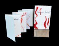 Flammes Fatales - Livre d'artistes