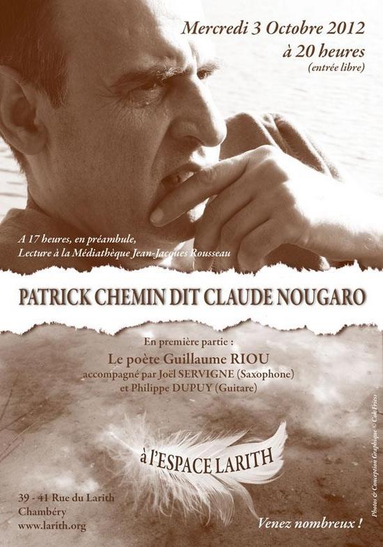 Revue Orale - Guillaume Riou