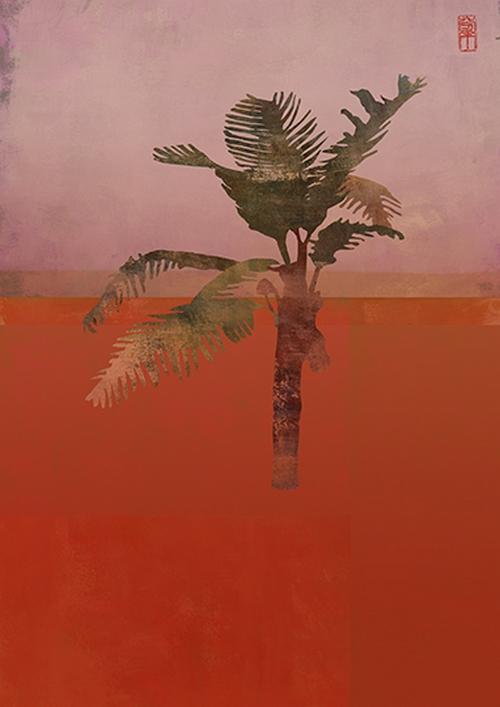 Trois palmiers