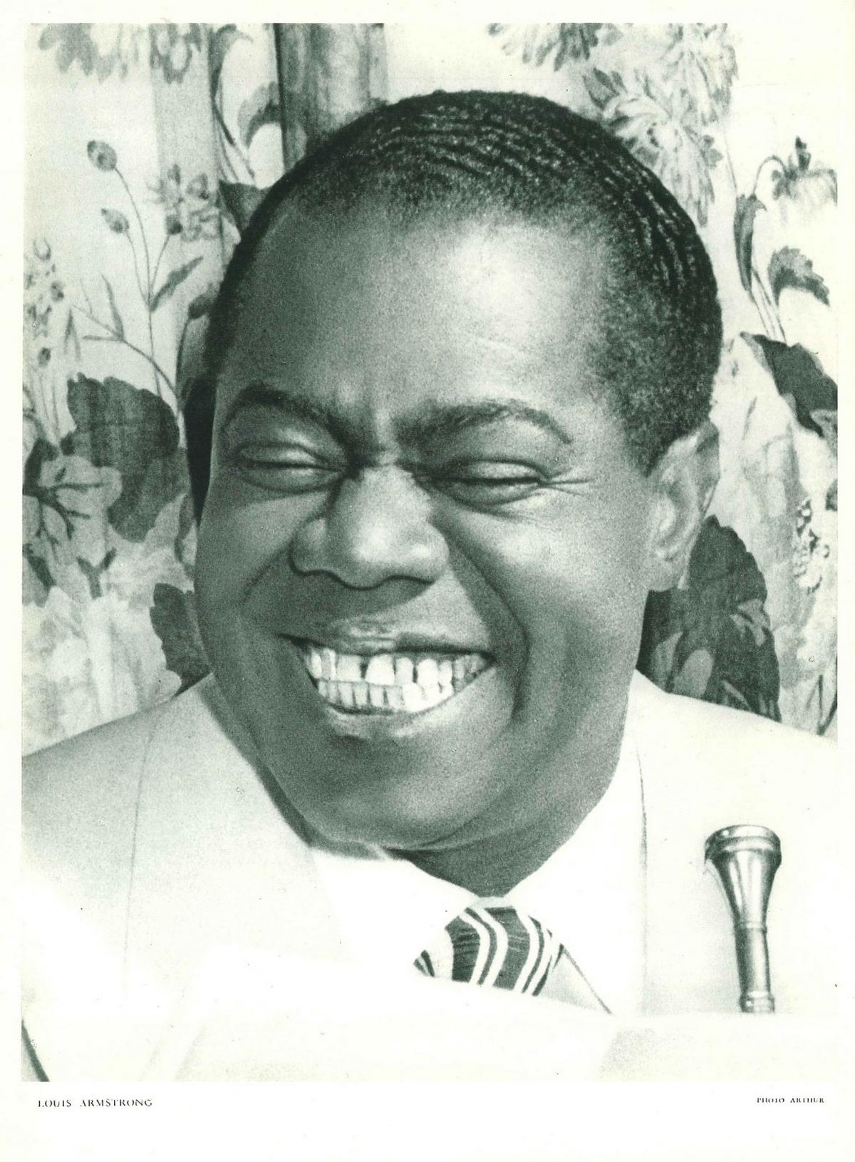 Douze millions de noirs - Louis Armstrong