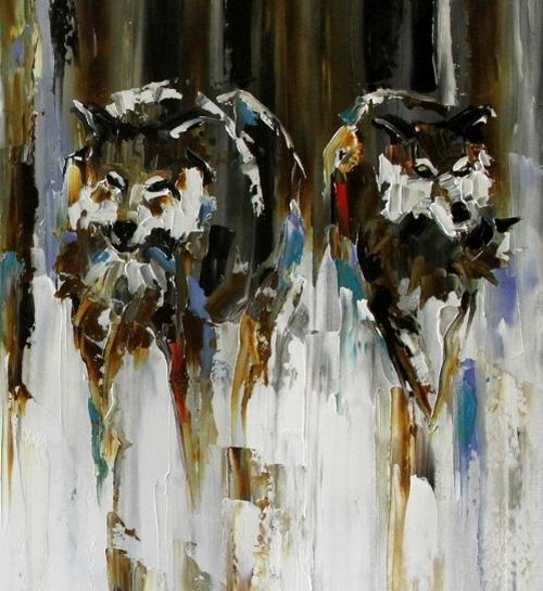 La mort du loup - wolf