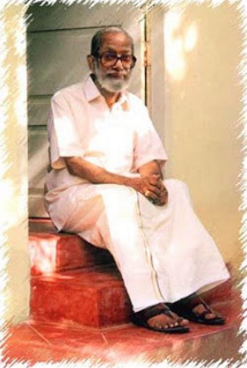 Ayyappa Paniker et la poésie
