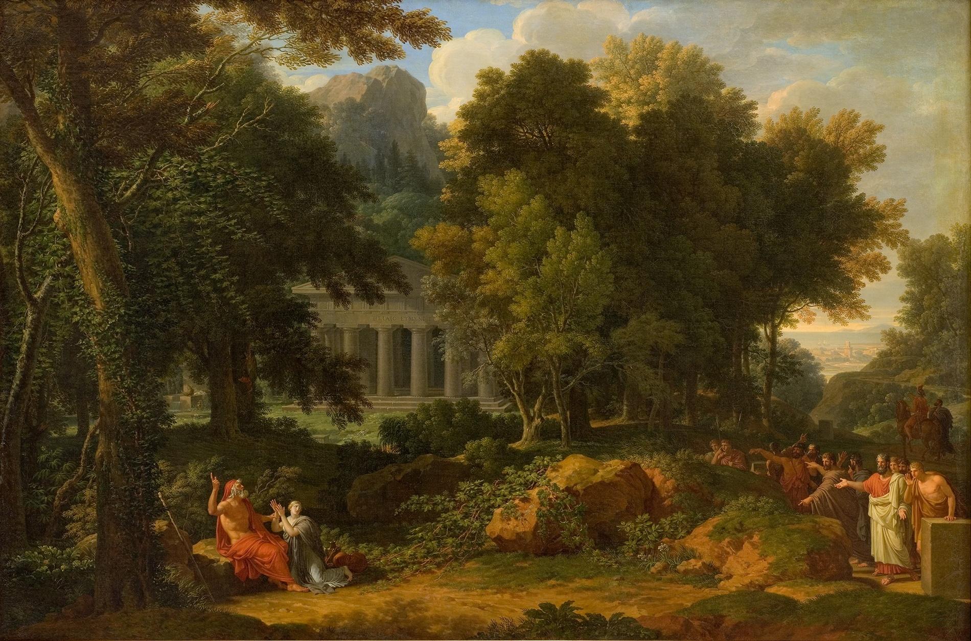 Les jardins de Colone
