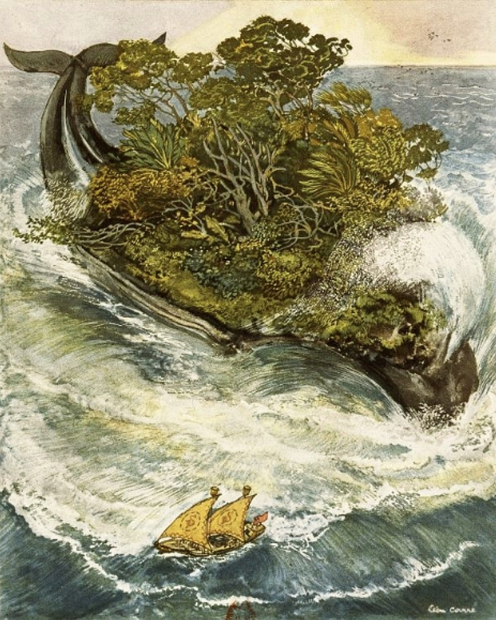 Îles imaginaires