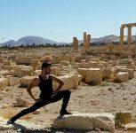 Danseur des ruines