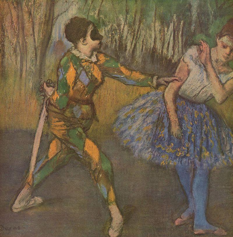 pantomime - Marie Sanlaville