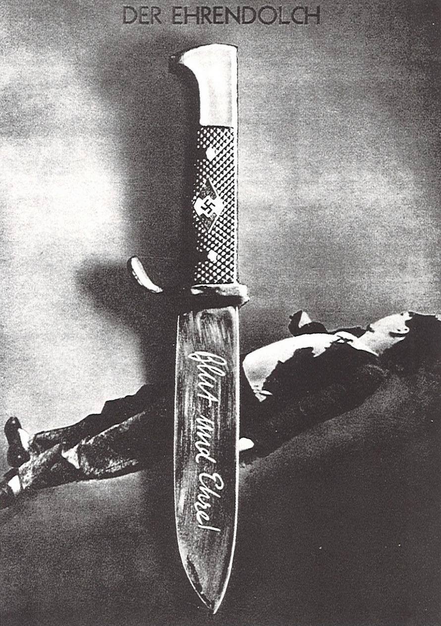 poignard d'honneur - Hitler