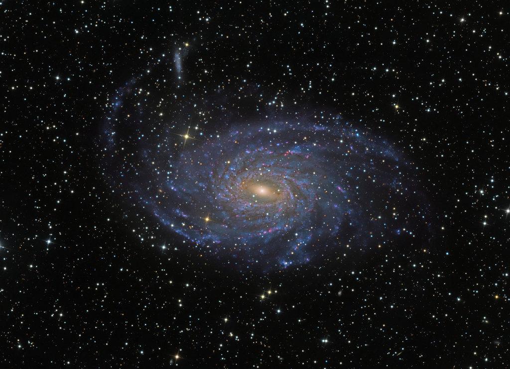 Spirale - Galaxie NGC 6744