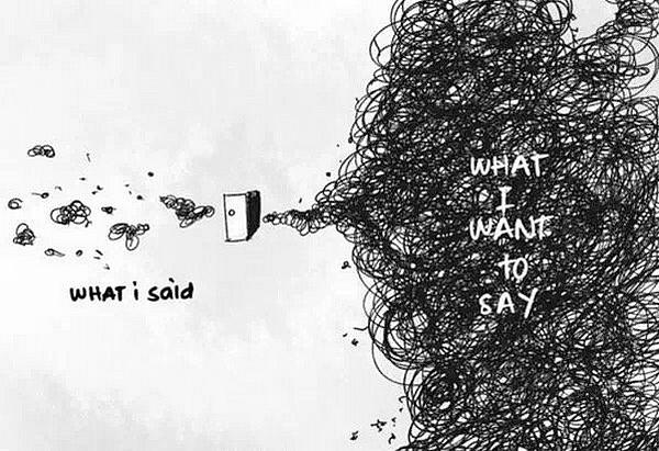 Des frustrations du langage