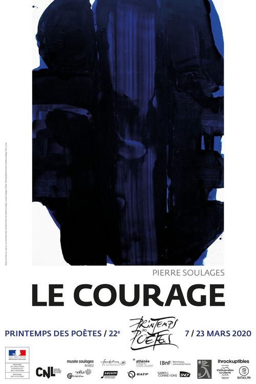Expo Courage - Printemps des poètes d'Annecy
