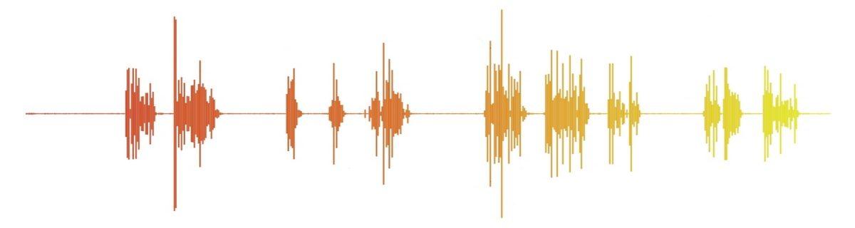 Soundwave - Copeaux de voix