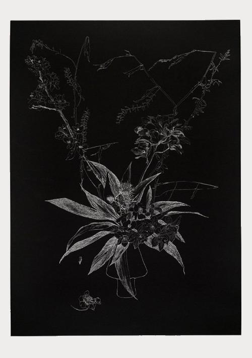 Langage des fleurs - Ikebana