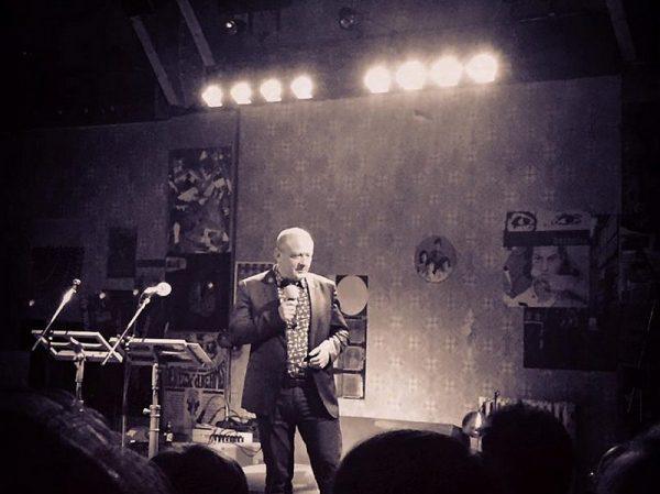 Carl Norac au théâtre du Vieux Colombier