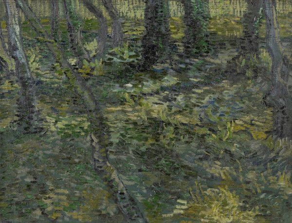 Proust - Raoul Versini - Sous bois