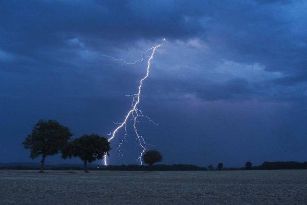 Instantané - Photo d'orage par Denis Dupic