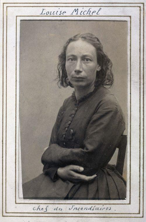 Louise Michel - Portrait