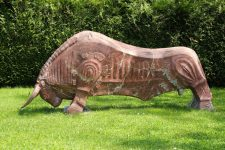 Le taureau - Djoti Bjalava